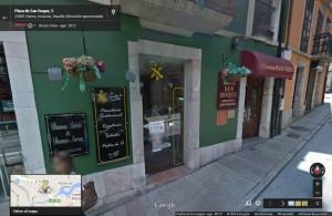 google street llanes